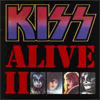 [KISS Alive II Album Cover]