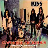[KISS Carnival Of Souls: The Final Sessions Album Cover]