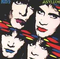 [KISS Asylum Album Cover]