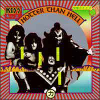[KISS Hotter Than Hell Album Cover]