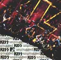 [KISS MTV Unplugged Album Cover]