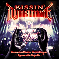 [Kissin' Dynamite Dynamite Nights Album Cover]