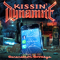 [Kissin' Dynamite Generation Goodbye Album Cover]