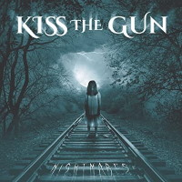 [Kiss the Gun Nightmares Album Cover]