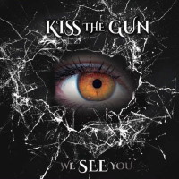 [Kiss the Gun We See You Album Cover]