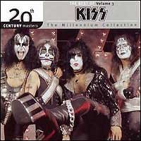 [KISS The Best Of Kiss - Volume 3 (20th Century Masters) Album Cover]