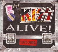 KISS Alive! 1975-2000 Album Cover