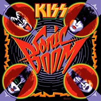 [KISS Sonic Boom Album Cover]