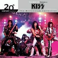 [KISS The Best Of Kiss - Volume 2 (20th Century Masters) Album Cover]