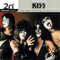 [KISS The Best Of Kiss - Volume 1 (20th Century Masters) Album Cover]