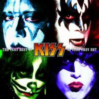 [KISS The Very Best Of Kiss Album Cover]
