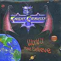 [Knight Crawler World of Make Believe Album Cover]