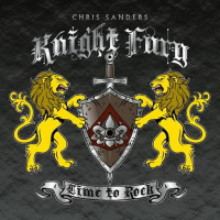 [Knight Fury Time to Rock Album Cover]