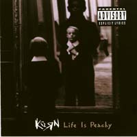 [Korn Life Is Peachy Album Cover]