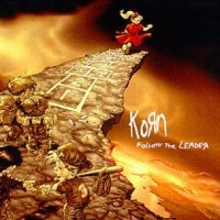 [Korn Follow the Leader Album Cover]