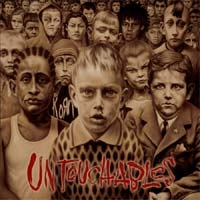[Korn Untouchables Album Cover]