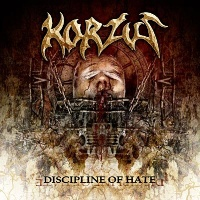 [Korzus Discipline of Hate Album Cover]