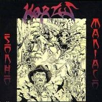 [Korzus Sonho Maniaco Album Cover]