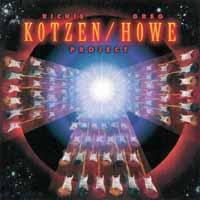 [Richie Kotzen / Greg Howe Project Album Cover]