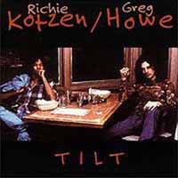 [Richie Kotzen / Greg Howe Tilt Album Cover]