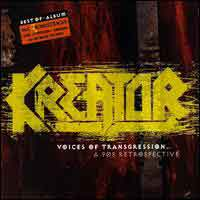 [Kreator Voices of Transgression Album Cover]