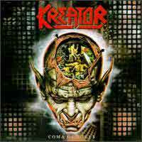 [Kreator Coma of Souls Album Cover]