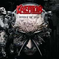 [Kreator Enemy of God Album Cover]