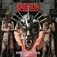 Kreator Hordes of Chaos Album Cover