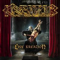 [Kreator Live Kreation Album Cover]
