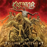 [Kreator Phantom Antichrist Album Cover]