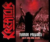 [Kreator Terror Prevails - Live at Rock Hard Festival Album Cover]