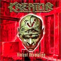 [Kreator Violent Revolution Album Cover]