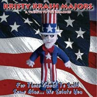 Kristy Krash Majors For Those About To Sniff Some Glue... (We Salute You) Album Cover