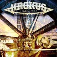 Krokus Hellraiser Album Cover
