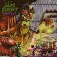 [Laaz Rockit Annihilation Principle Album Cover]