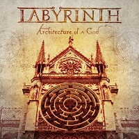 [Labyrinth Architecture Of A God Album Cover]