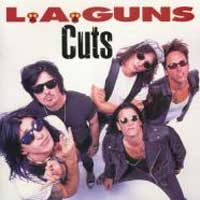 [L.A. Guns Cuts Album Cover]