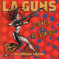 [L.A. Guns Cocked And Re-Loaded Album Cover]