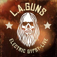 [L.A. Guns Electric Gypsy - Live Album Cover]