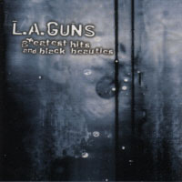 [L.A. Guns Greatest Hits And Black Beauties Album Cover]