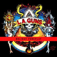 [L.A. Guns Holiday Foreplay Album Cover]
