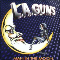 [L.A. Guns Man In The Moon Album Cover]
