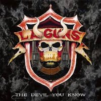 [L.A. Guns The Devil You Know Album Cover]