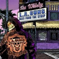 [L.A. Guns Tales From The Strip Album Cover]