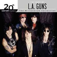 [L.A. Guns 20th Century Masters: The Best Of L.A. Guns Album Cover]
