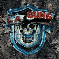 [L.A. Guns The Missing Peace Album Cover]