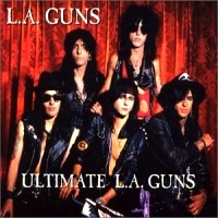 [L.A. Guns Ultimate Album Cover]