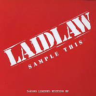 [Laidlaw Sample This Album Cover]