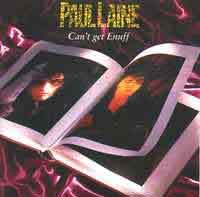[Paul Laine Can't Get Enuff Album Cover]