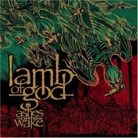 [Lamb of God Ashes of the Wake Album Cover]